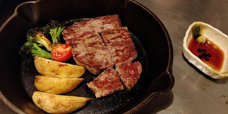 Cibi e bevande tipiche del Giappone: carne di Kobe