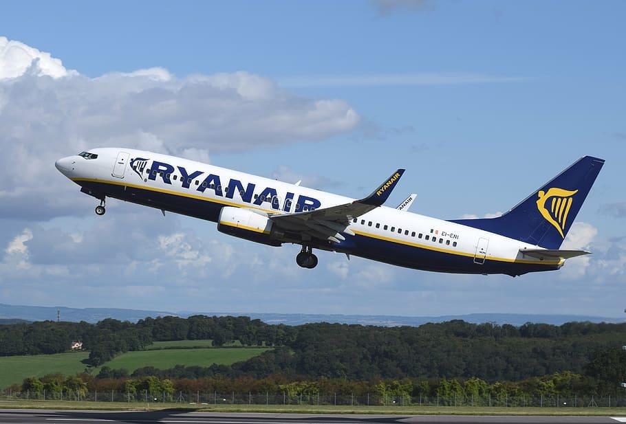 Viaggio in Scozia durante il Coronavirus: volo aereo