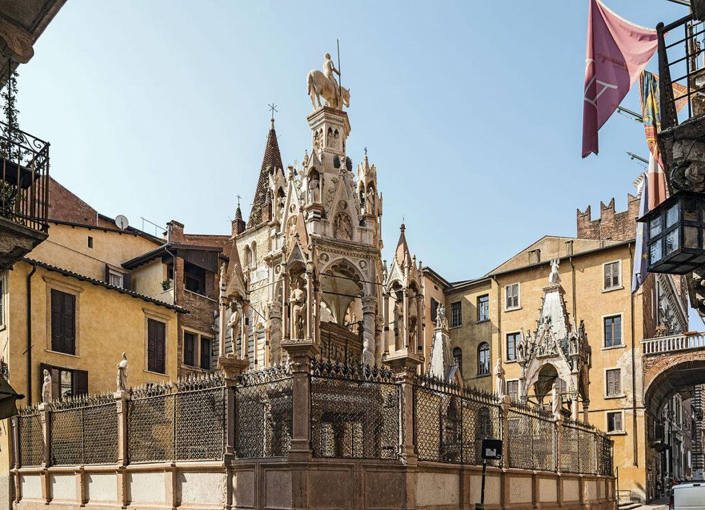 Arche Scaligere: itinerario per vedere Verona in 2 giorni