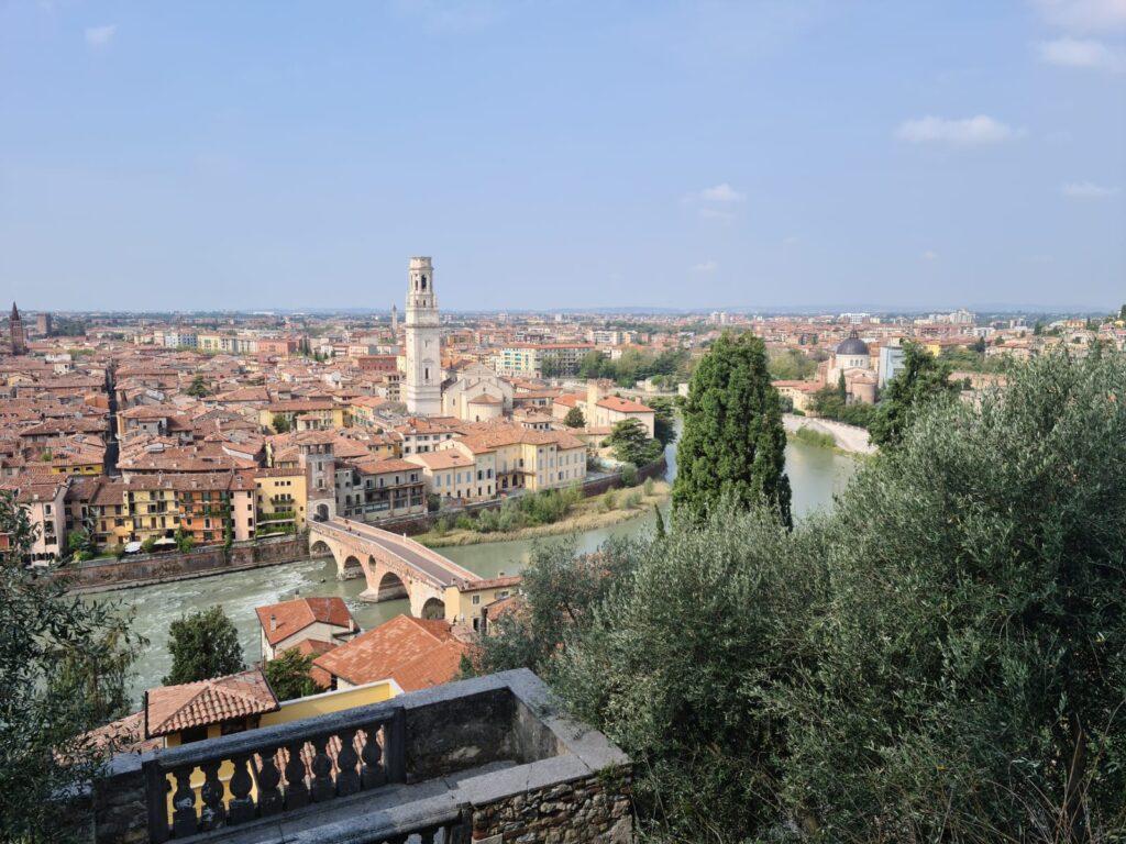 Castel S. Pietro: itinerario per vedere Verona in 2 giorni
