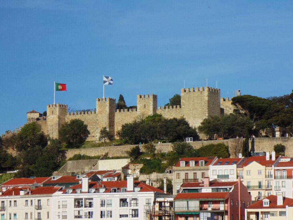Cosa vedere a Lisbona in un weekend: Castello di San Giorgio