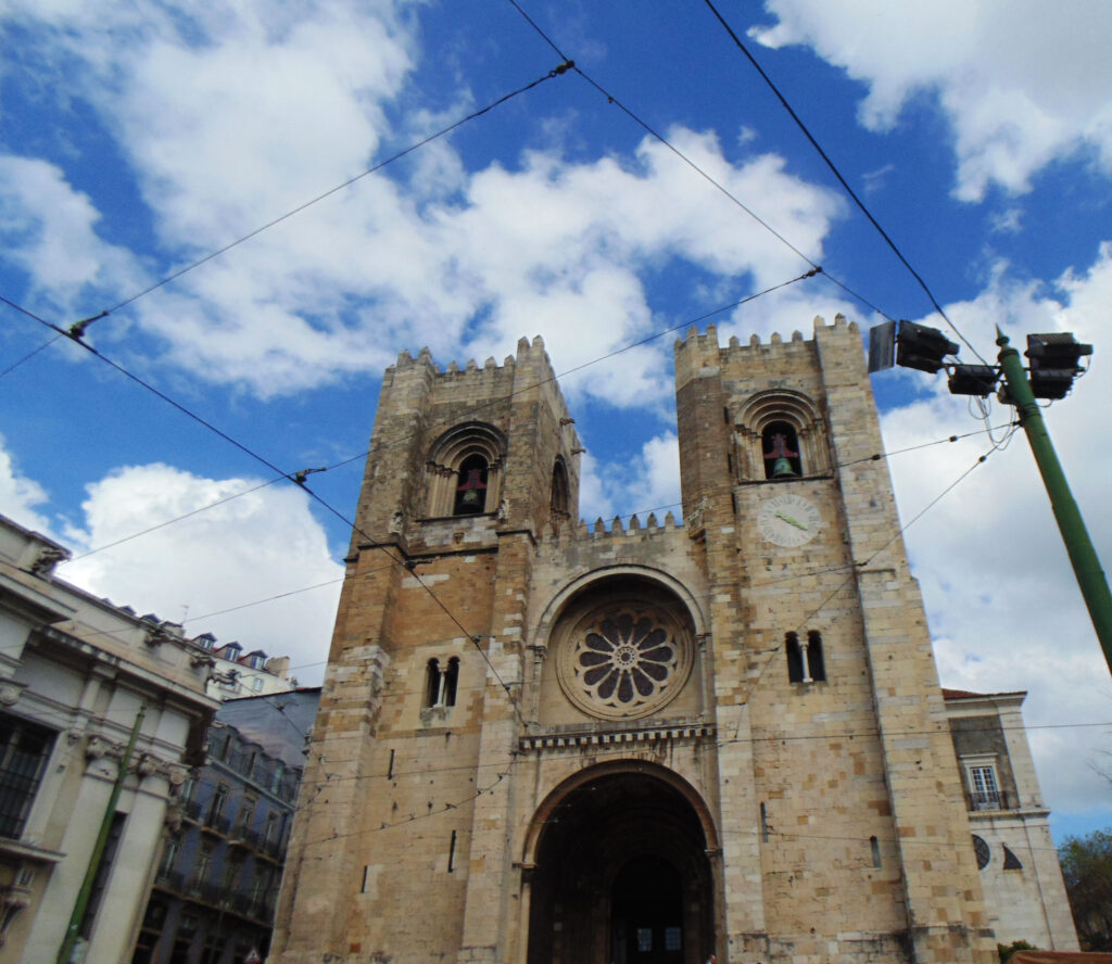 Cosa vedere a Lisbona in un weekend: Cattedrale di Lisbona